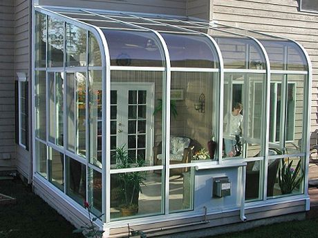 Do it yourself glass sunrooms pictures to pin on pinterest Do it yourself sunroom