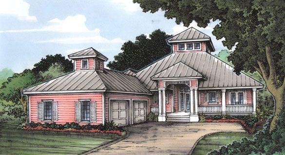 New version of florida cracker house florida cracker for Florida cracker house plans