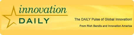 A Look Back at Innovation Daily - June 4, 2012