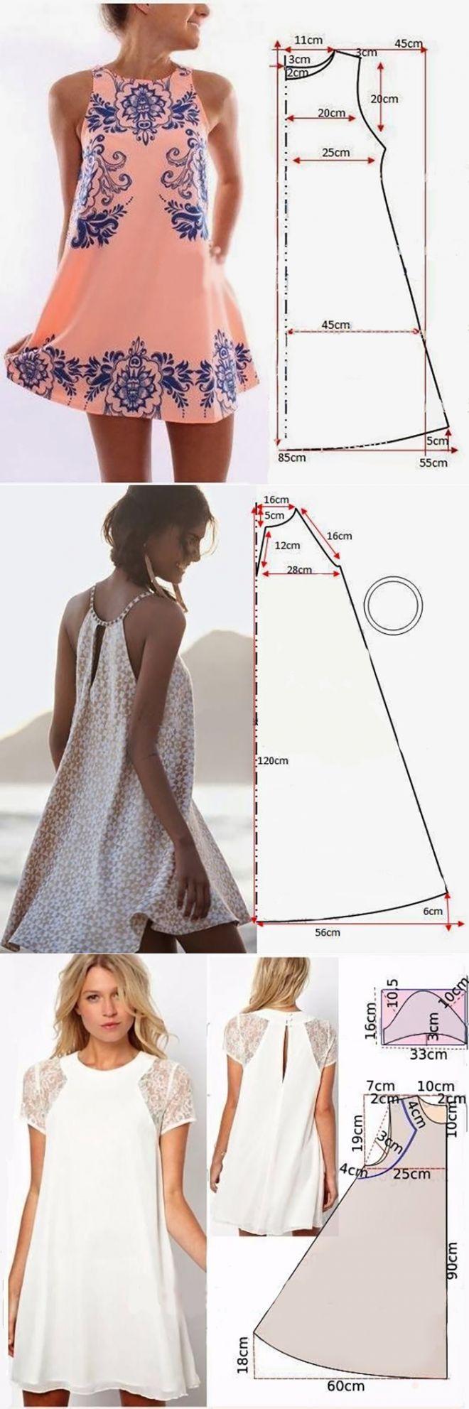 Как сшить летнее платье своими руками - Страна Handmade 97