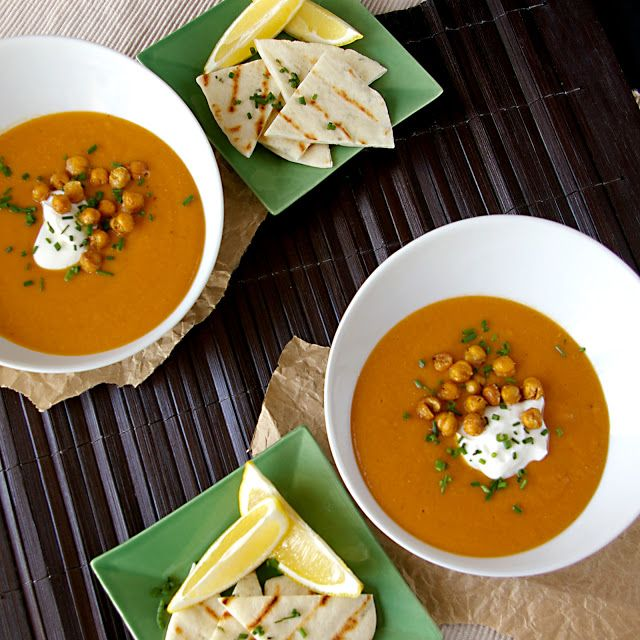 These Peas are Hollow: Egyptian Lentil Soup & Chive Flatbreads