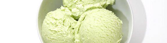 Yum. Lemongrass, basil sherbert | Foodies | Pinterest