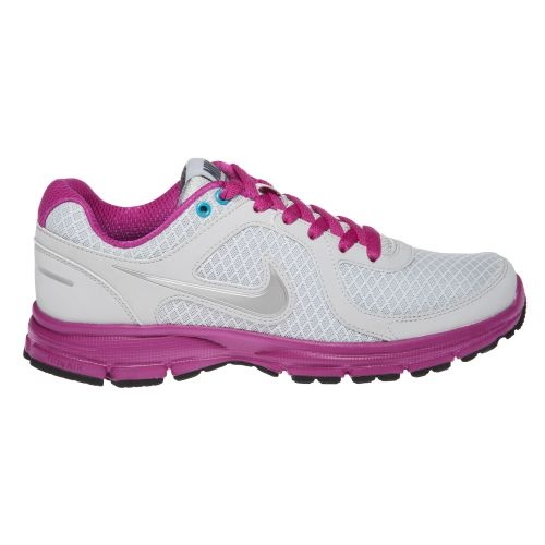 purple pink nike shoes workout apparel