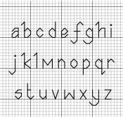 FREE Alphabet Download | Cross Stitcher