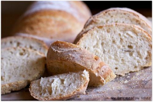 Garlic Rosemary Bread | Bread Recipes | Pinterest