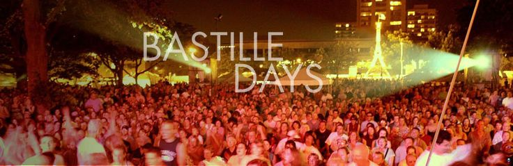 bastille day events in sydney