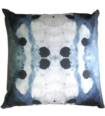"""Dynasty Watercolor 25"""" Pillow"""