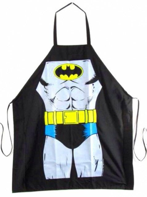 Such an adorable apron for Father's Day!