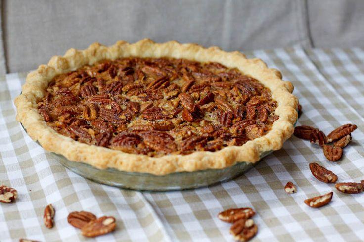 ... Dessert: Bourbon Pecan Pie — Peanut Butter & Dill Pickles