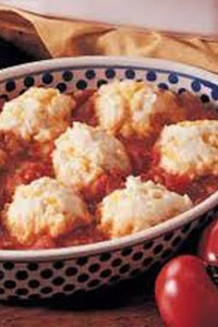 ... Creek Cheese - Amish Country's Finest Foods-- Tomato Dumpling Soup