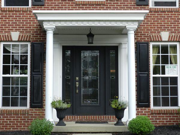 Front Porch Doors Pinterest
