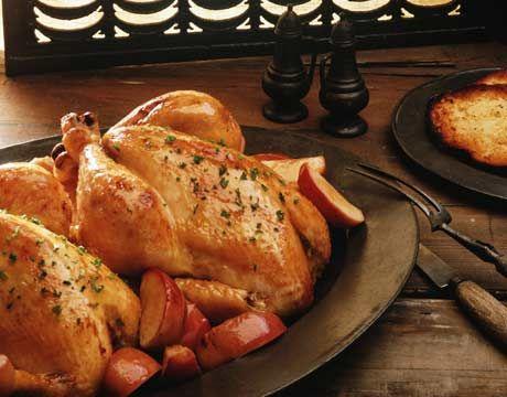 Sunday Roast Chicken | Chicken/Turkey | Pinterest
