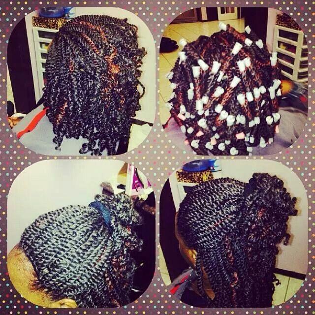 Crochet Kinky Twist Hair