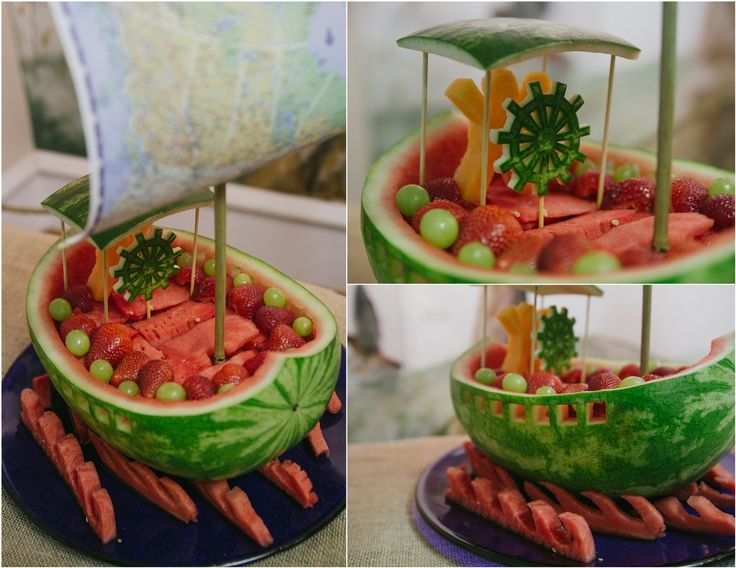 Melon boats re...