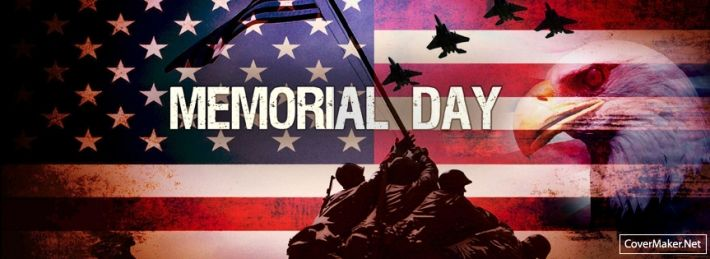 memorial day timeline photos