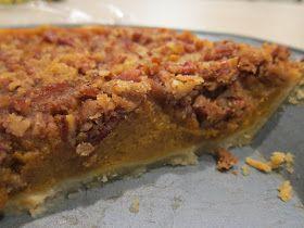 Pumpkin pecan pie   Pie/Cheesecake/Cobbler   Pinterest