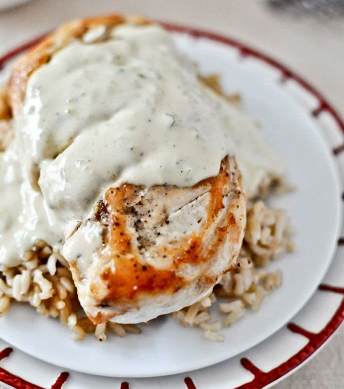 Caramelized Chicken with Jalapeno Cream | Easy Bake Oven | Pinterest