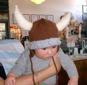 Knit Viking Hat Pattern : Pin by Karen Thompson on Vikings Teaching Unit Pinterest