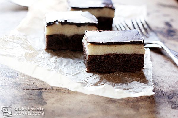 Chocolate Ice Cube Cake   ledene kocke   Recipe