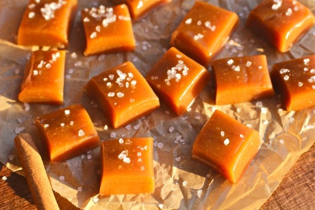 Apple Cider Caramels | Miscellaneous Recipes | Pinterest