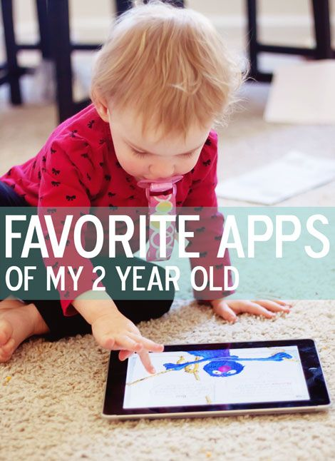 26 apps for toddlers