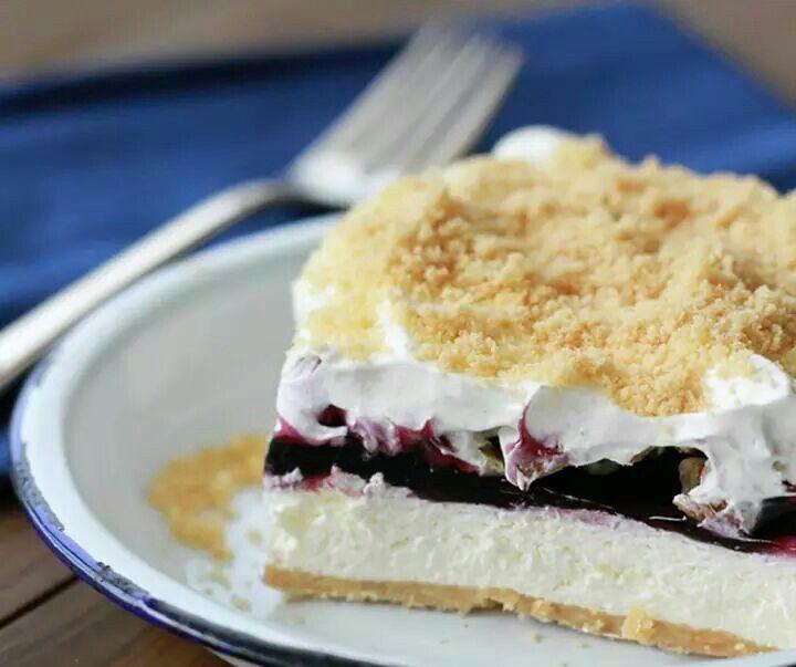 blueberry pies