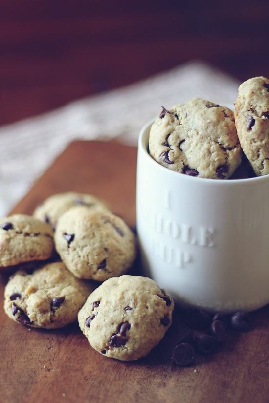 Protein oatmeal chocolate chip cookies   I've got a sweeet toooth   P ...