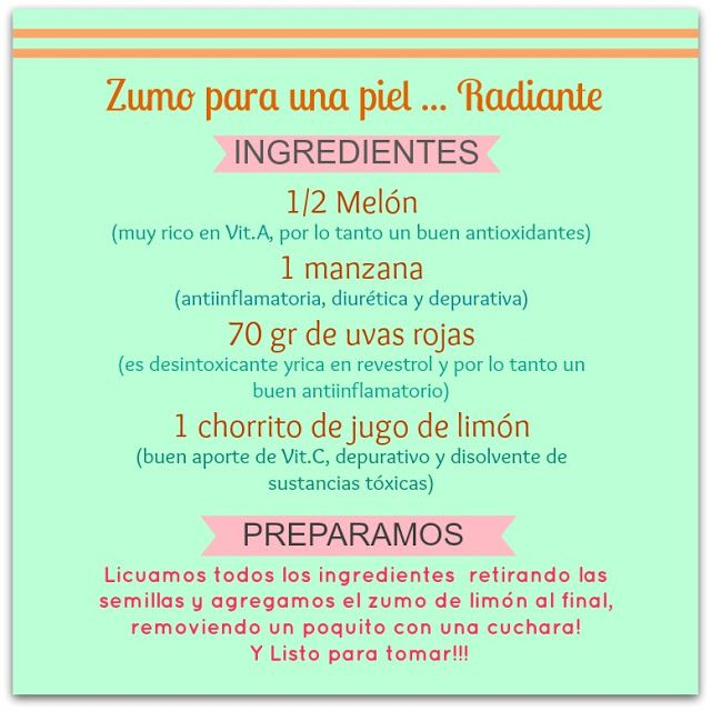 ZUMOS ANTIEDAD (PARTE 3) - My wellness lab