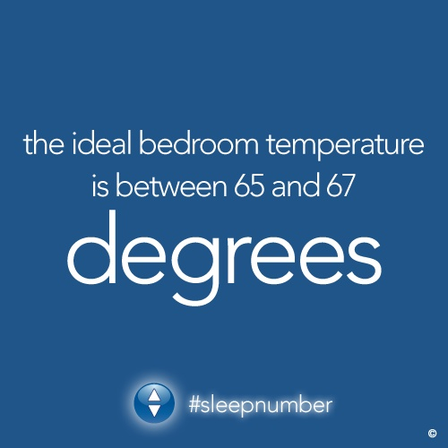 Pin by sleep number on your best pinterest for Bedroom temperature