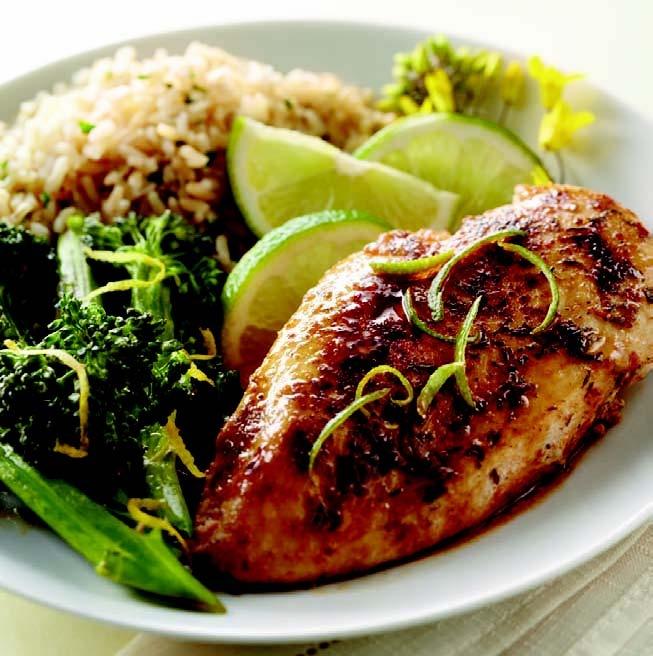 Spicy Garlic Lime Chicken | Simply Delicious: The Costco Way