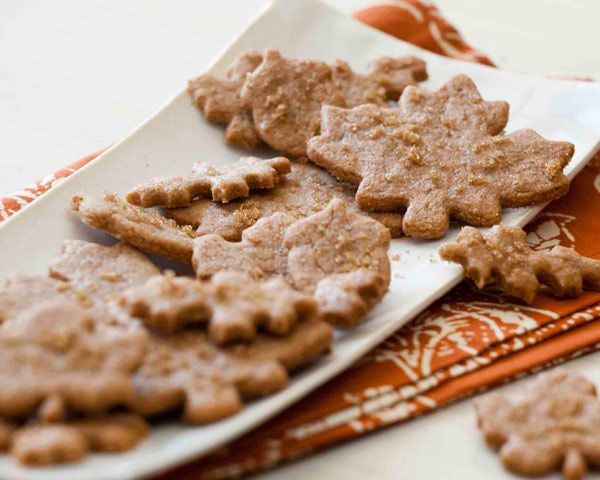 Whole-Wheat Almond Butter Cookies | Recipe