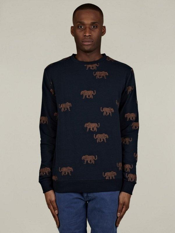 anerkjendt men s oliver tiger sweatshirt fashion pinterest. Black Bedroom Furniture Sets. Home Design Ideas