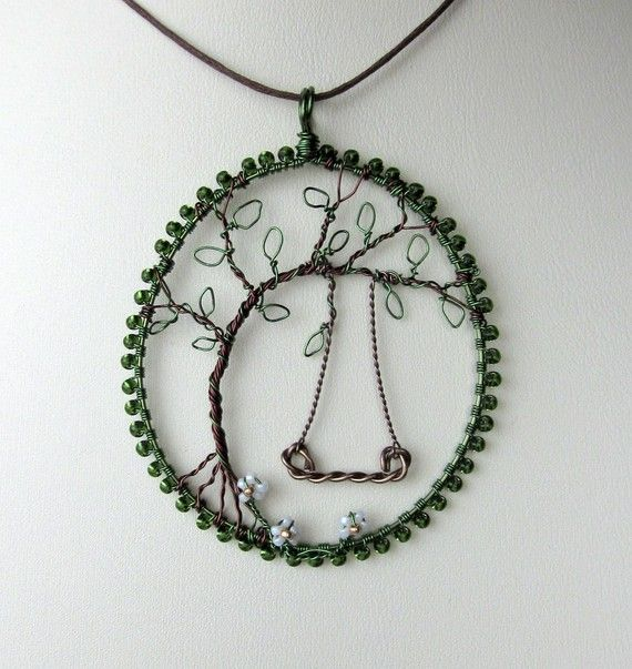 wire wrapping -- how cute???