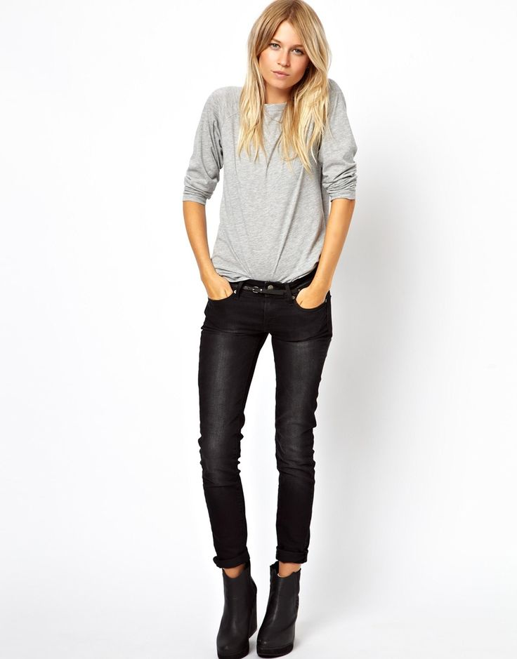 Brilliant Download Skinny Jeans For Women And Boots