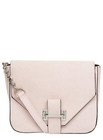 Pale Pink Crossbody Bag 67