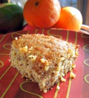 Orange Kiss-Me Cake | Baking Bites | Oooooo | Pinterest
