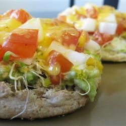 """The Best Veggie Sandwich 