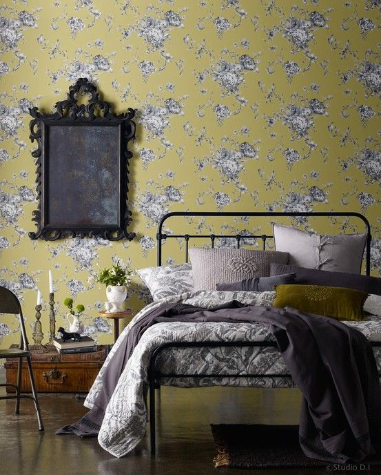 Grey And Mustard My Home Style Pinterest