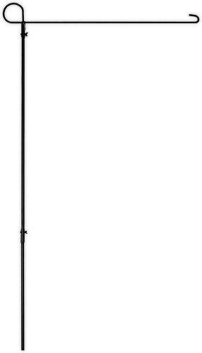 Pin by kim deramus on june39s hallmark products pinterest for Large garden flag stand
