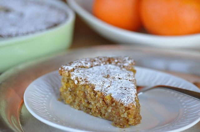 Gluten Free Orange Almond Cake from Buttercream Lane and Factwoman ...