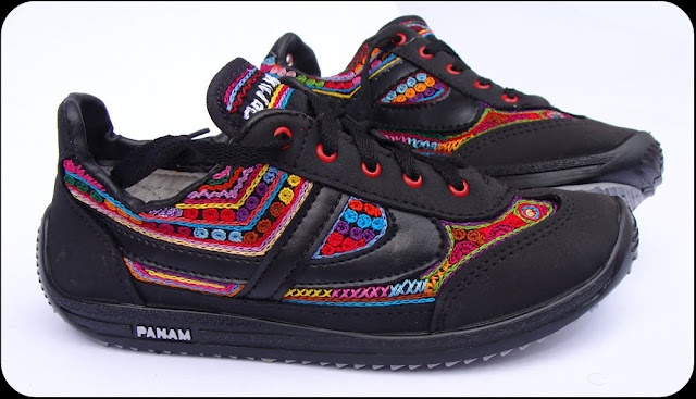 One day PANAM on my feet