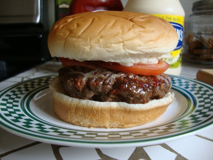 Pepperoni Burgers | BURGERS, HOTDOGS & SUBS | Pinterest