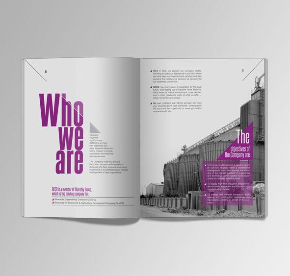 World Best Company Profile Design - Somurich