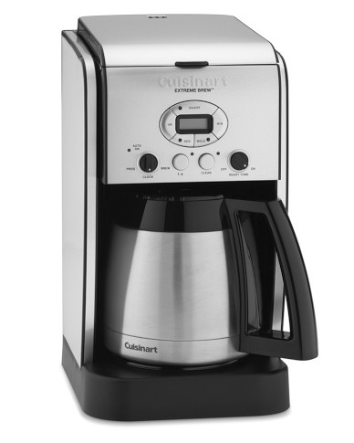Cuisinart Coffee Maker Replacement Thermal Carafe : Cuisinart Extreme Brew Coffee Maker with Thermal Carafe Home..!! Pinterest