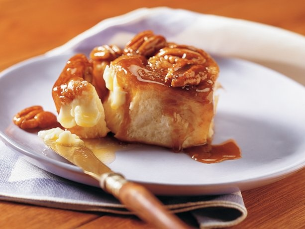 ... pecan caramel shortbread overnight caramel pecan rolls recipe