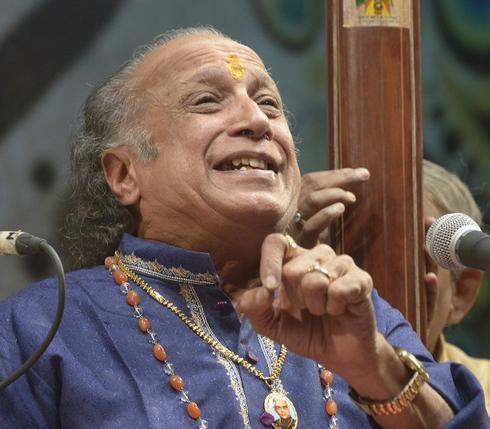 Pandit Pran Nath Earth Groove