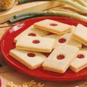 Strawberry Sandwich Cookies | Recipe