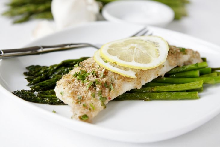 Herb Crusted Baked Cod | Recipe
