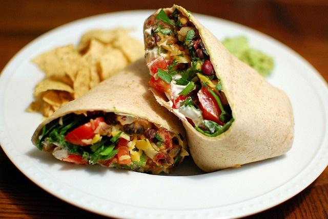 chipotle bean burritos | Favorite Recipes | Pinterest