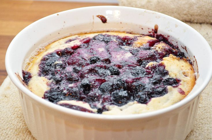 Blueberry Port Cobbler | Recipes: Desserts | Pinterest